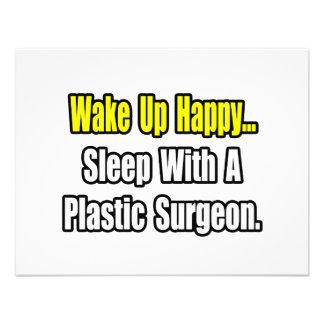 Sueño con un cirujano plástico comunicado personalizado