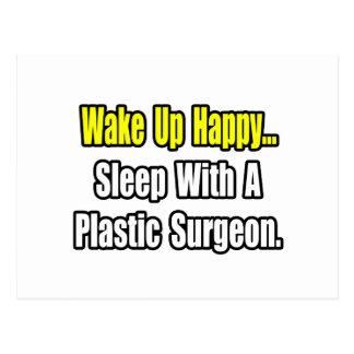 Sueño con un cirujano plástico tarjetas postales