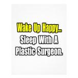 Sueño con un cirujano plástico tarjetón