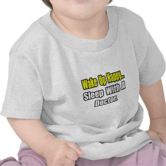 Sueño con un doctor camiseta
