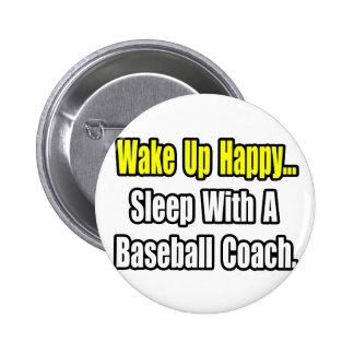Sueño con un entrenador de béisbol pins