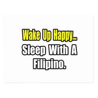 Sueño con un filipino postales