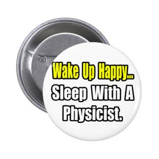 Sueño con un físico pin redondo de 2 pulgadas