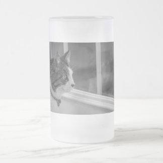 Sueño con un Grayscale más caliente del tiempo Taza De Cristal