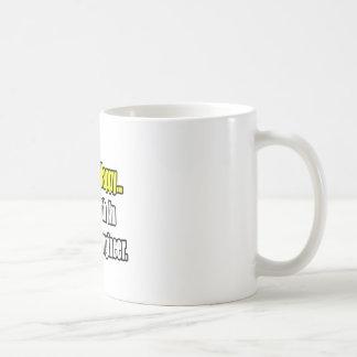 Sueño con un ingeniero industrial taza de café