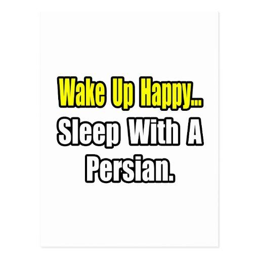 Sueño con un persa tarjetas postales