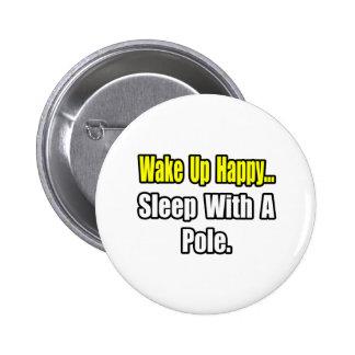 Sueño con un poste pin