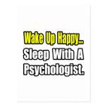 Sueño con un psicólogo tarjetas postales