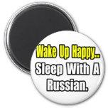 Sueño con un ruso imán para frigorífico