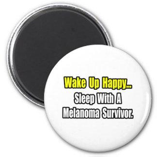 Sueño con un superviviente del melanoma imán para frigorifico