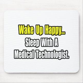 Sueño con un tecnólogo médico tapetes de raton