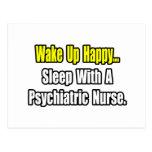Sueño con una enfermera psiquiátrica postales