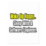 Sueño con una Software Engineer Tarjeta Postal