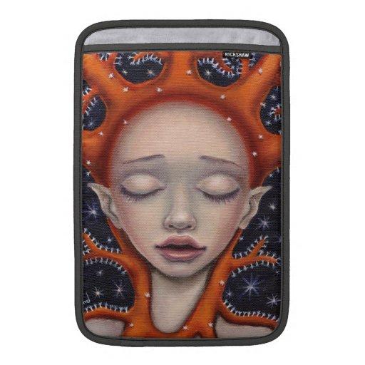 Sueño coralino fundas para macbook air