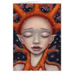 Sueño coralino tarjeton