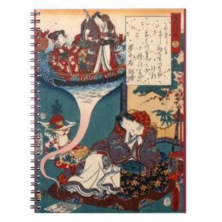 Sueño de 1854 libretas