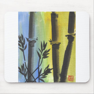 Sueño de bambú tapetes de ratón