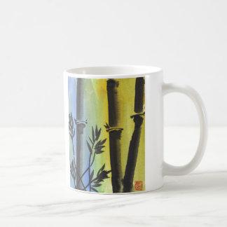 Sueño de bambú taza