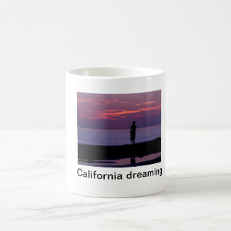 sueño de California Taza Clásica