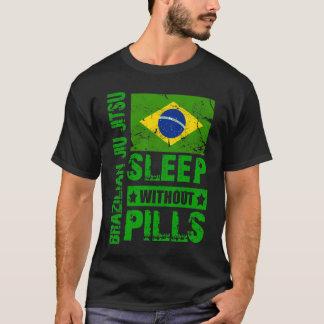 Sueño de Jiu Jitsu- del brasilen@o sin la camiseta