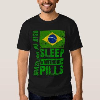 Sueño de Jiu Jitsu- del brasilen@o sin la camiseta Poleras