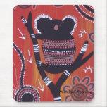 Sueño de Koobor (koala) Tapete De Ratones