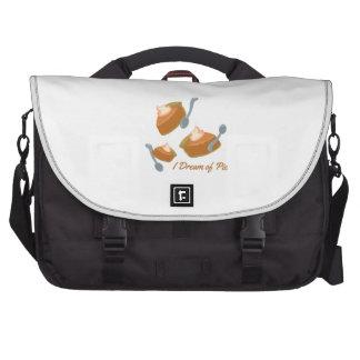 Sueño de la empanada bolsas de portátil