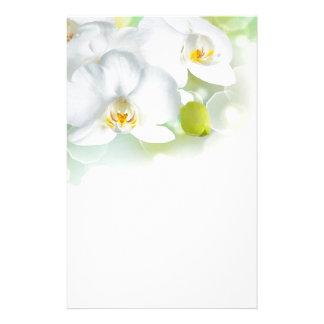 sueño de la flor blanca papeleria personalizada