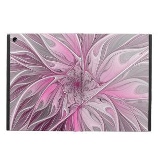 Sueño de la flor del fractal, modelo floral de la