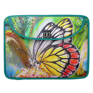 Sueño de la mariposa funda para macbooks