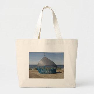 sueño de la playa bolsas de mano