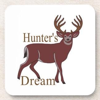 Sueño de los cazadores posavaso