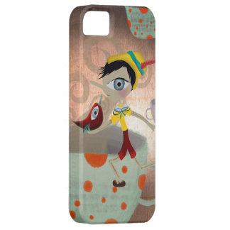 Sueño de Pinocchio iPhone 5 Carcasa