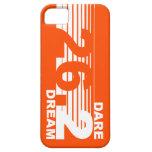 Sueño del atrevimiento 2 - 26,2 caso del iPhone 5  iPhone 5 Protectores
