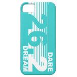 Sueño del atrevimiento 2 - 26,2 caso del iPhone 5  iPhone 5 Case-Mate Cárcasa
