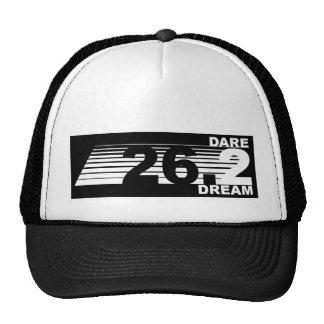 Sueño del atrevimiento 2 - gorra de 26,2 maratones