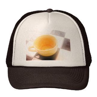 Sueño del café gorros bordados