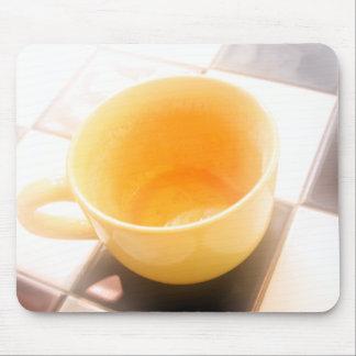 Sueño del café mouse pad
