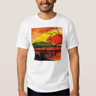 Sueño del camisetas para hombre del día poleras