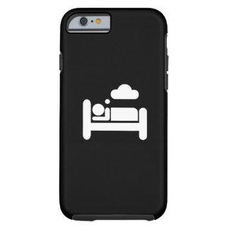 Sueño del caso del iPhone 6 del pictograma Funda Resistente iPhone 6