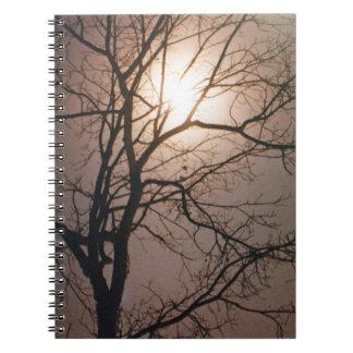 Sueño del claro de luna notebook