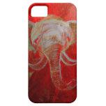 Sueño del elefante iPhone 5 funda