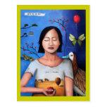 Sueño dentro de un sueño 3 postal