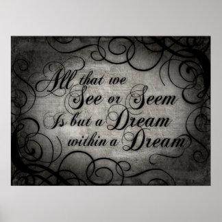Sueño dentro de un sueño posters