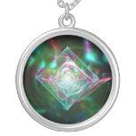 Sueño eléctrico de las ovejas de diamantes pendientes personalizados