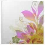 Sueño en las flores 3 servilleta imprimida