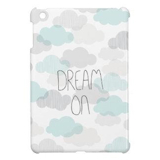 Sueño en las nubes soñadoras que ponen letras a ti