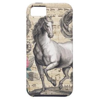 Sueño equino iPhone 5 funda