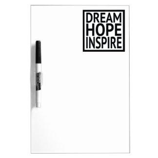 Sueño - esperanza - inspire