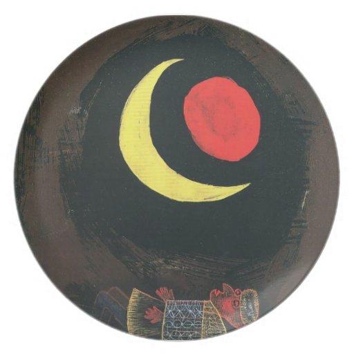 Sueño fuerte de Paul Klee- Plato